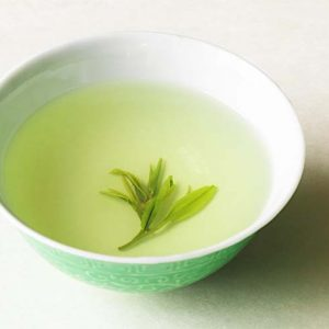 Green Tea Jelly Strip