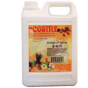 Kumquat Fruit Syrup