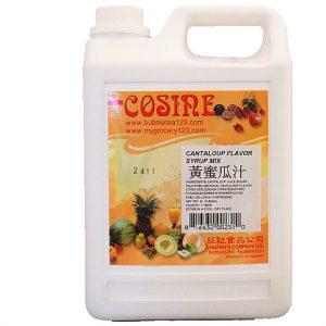 Cantaloupe Fruit Syrup