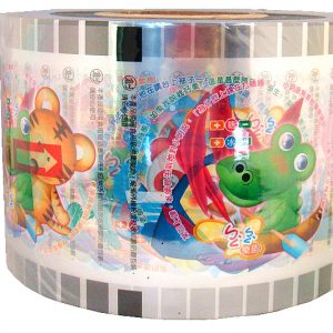 Cup Seal Film