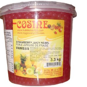 Strawberry Juice Pearl