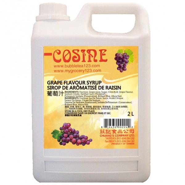 Grape Fruit Syrup