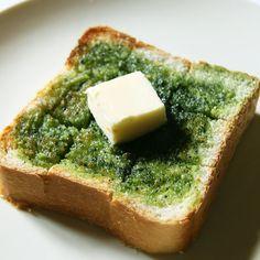 Green Tea Flavor Paste
